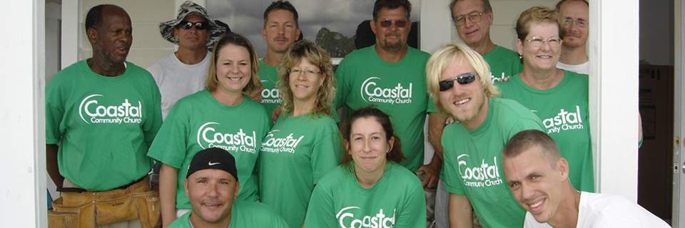 Coastal Habitat for Humanity Team